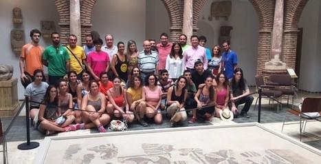 Cástulo reibe a 25 jóvenes en el XI Campo de Trabajo del Instituto Andaluz de la Juventud | Cástulo, capital de Oretania | Scoop.it