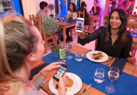 CURIOSO: Restaurante regala comida a quienes suban fotos de los platos a las redes sociales | ¿Qué es Google? - Técnicas SEO Google y la Red Google Plus | RedRestauranteros: Las Curiosidades | Scoop.it
