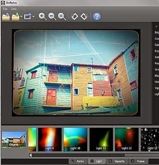 Mettre un effet vintage à vos photos avec XnRetro | Retouches et effets photos en ligne | Scoop.it
