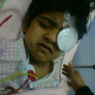 4 yr old Ahmed was shot in the eye by the Al-Khalifa regime!  #Bahrain   Human Rights and the Will to be free   Scoop.it
