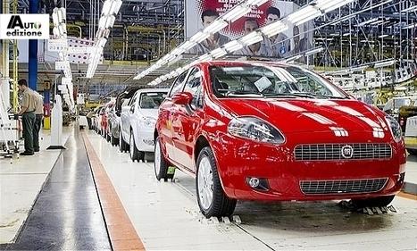 Fiat groep in 2013 groter in Zuid-Amerika dan in Europa - Auto Edizione | La Gazzetta Di Lella - News From Italy - Italiaans Nieuws | Scoop.it