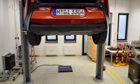 Qualcomm Halo promet de simplifier la charge des véhicules électriques - Aruco | Hightech, domotique, robotique et objets connectés sur le Net | Scoop.it