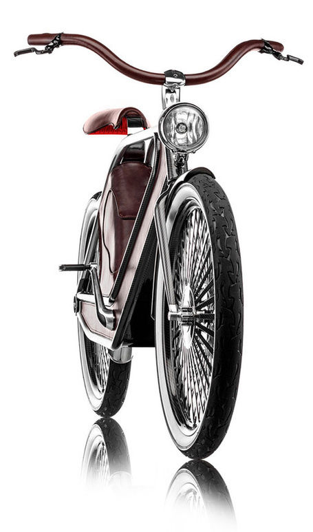 Cykno Electric Bicycle ~ Grease n Gasoline | bancoideas | Scoop.it