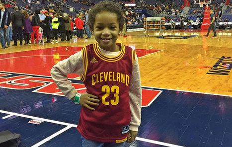 NBA: Dos niños supervivientes de cáncer inspiran a LeBron y Durant - Marca.com | esperity | Scoop.it