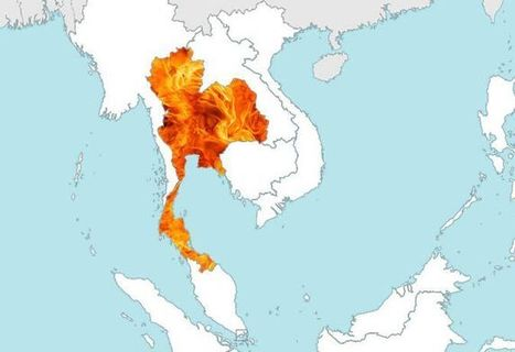 Thailand experiences longest heatwave in 65 years - Thailand Discovery | Nature to Share | Scoop.it