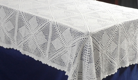lace tablecloth | QualityLace | Scoop.it