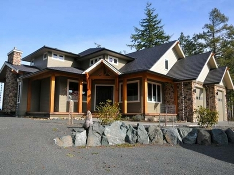 Stunning Executive Waterfront Property | 8800 Driftwood, Courtenay, BC | Luxury Real Estate Canada | Scoop.it