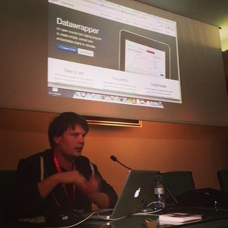 Data Wrapper Tutorial – Gregor Aisch – School of Data Journalism – Perugia | School of Data - Evidence is Power | Social Media Analyzer | Scoop.it