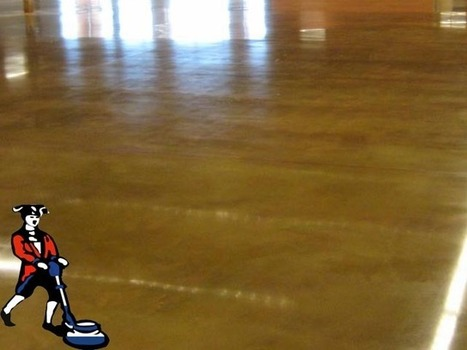 Helpful Tips for Staining Concrete Floors in Miami | Concrete Floor Staining | Scoop.it