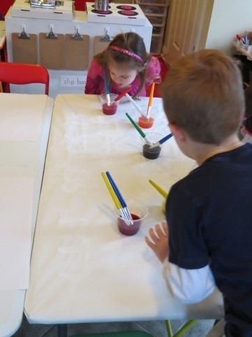 Scented invisible ink | Teach Preschool | Teach Preschool | Scoop.it