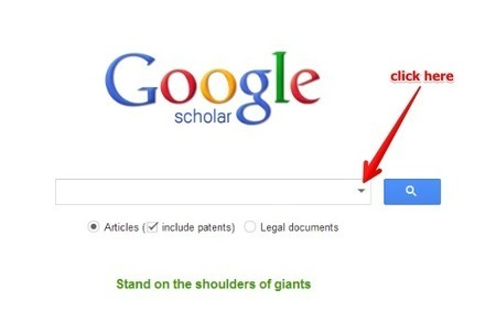 9 Tips Every Teacher should Know about Google Scholar | Working With Social Media Tools & Mobile | Scoop.it