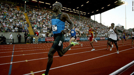 Lopez Lomong: From war child to U.S. Olympics star | Journeys | Scoop.it