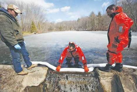 Cleanup crew responds to Sparta oil spill - New Jersey Herald   Oil Spill   Scoop.it