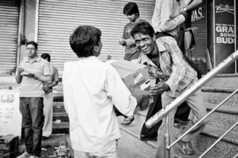 Delhi markets in black and white - Frank Stelzer Photography   frankstelzerphotography   Scoop.it