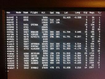 ctrl-alt-del.cc: Virtual radar - Raspberry Pi and RTL-SDR   jabberd   Scoop.it