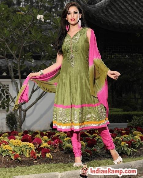 Top Salwar Kameez Dresses for Eid, Indian Salwar Kameez 2013   Indian Fashion Updates   Scoop.it