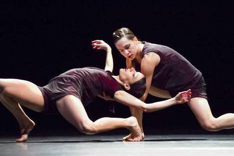 DANCE REVIEW: Hubbard Street Dance Chicago Fall Series at Harris Theater (3.5 stars) | Blog of the Dance | Scoop.it