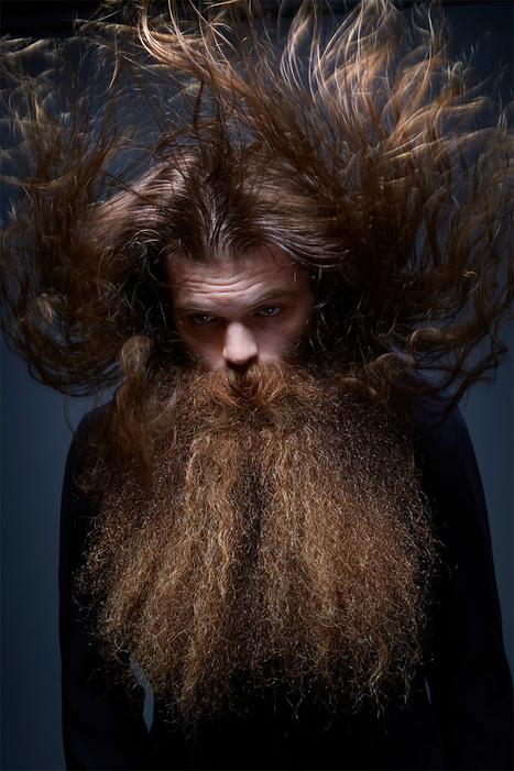 Absurd Portraits from the National Beard & Mustache Championships by Greg Anderson | Colossal | What Surrounds You | Scoop.it
