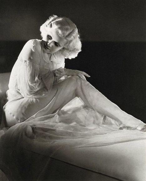 Actrices clásicas que lucieron lencería como ninguna | MANUALIDADES | Scoop.it