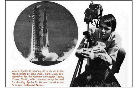 This Story About The Nikon Shooters At The Apollo 11 Launch Shows What It Used To Be Like To Be A Photographer