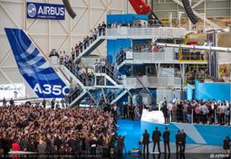 Roger Béteille et l'Airbus A 350 XWB | FlightControl | Scoop.it
