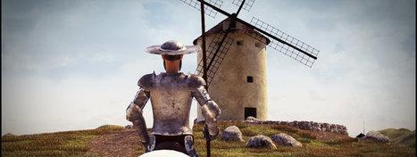Nuevo videojuego sobre 'El Quijote' desarrollado por la  Universitad de Girona   Profesión Palabra: oratoria, guión, producción...   Scoop.it