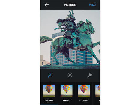 Get to know Instagram's new editing features (pictures) - CNET | PHOTOS ON THE GO | Scoop.it