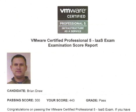 VMware VCP IaaS Study Notes | From VCP5 to VCP-Cloud | Scoop.it