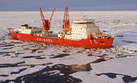 La Chine envisage une liaison maritime commerciale via l'Arctique cet été | vielle | Scoop.it