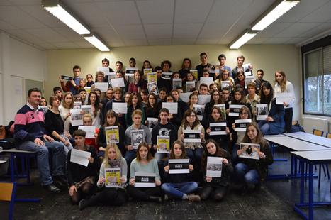 Nous aussi de tout cœur avec Charlie Hebdo | Presse en vrac | Scoop.it