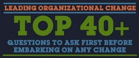 Top 10+ must reads on change management | Change management | Scoop.it