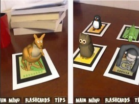 7 of The Best iPad Augmented Reality Apps for Teachers via @Medkh9 | iPad Learning Apps and Ideas | Scoop.it