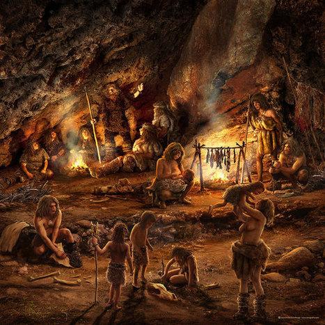 ¿Los neandertales se extinguieron porque no supieron aprovechar el fuego? | Arqueología, Historia Antigua y Medieval - Archeology, Ancient and Medieval History byTerrae Antiqvae (Blogs) | Scoop.it