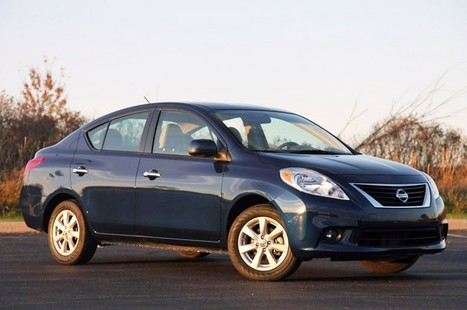 Nissan upsets Japanese media by making them wait for new Versa | Amazing Autos | Scoop.it
