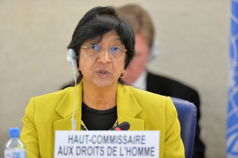 UN News - UN human rights chief presses for investigation into alleged abuses in Sri Lanka war   Human Rights and the Will to be free   Scoop.it