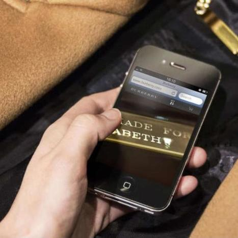 Burberry Personalizing New Collection With Embedded Digital Content | Mode & Digital | Scoop.it