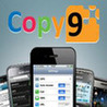 Phone spy app with  copy9