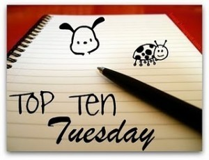 Top Ten Tuesday: Required Teen Reading   There's A Book   Children's Literature   Scoop.it