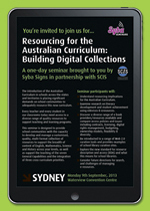 RESOURCING FOR THE AUSTRALIAN CURRICULUM : BUILDING DIGITAL COLLECTIONS by Lyn Hay | A collection for the teacher librarian | Scoop.it