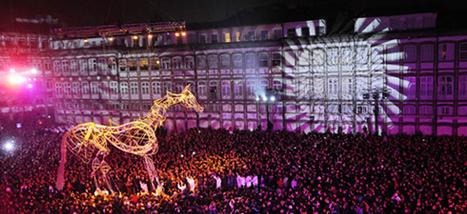 Guimarães, la culture pour sortir de la crise   Union Européenne, une construction dans la tourmente   Scoop.it
