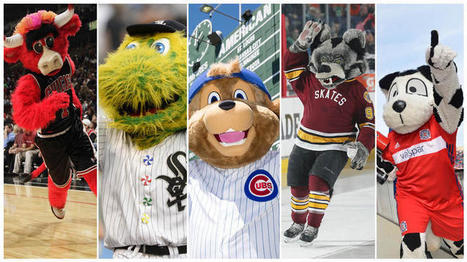 Inside the minds of 5 Chicago mascots | Mascots | Scoop.it
