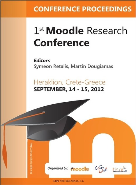 Moodle Research Conference Proceedings are available Moodle News   Digital Learning, Technology, Education   Scoop.it