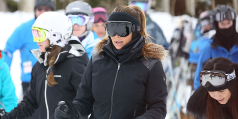 These Photos Of Celebrities Skiing And Snowboarding Will Get You Ready To ... - Huffington Post | Television Industry | Scoop.it