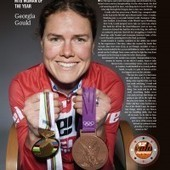 Velo North American Mountain Bike Woman of the Year: Georgia ... | politico | Scoop.it