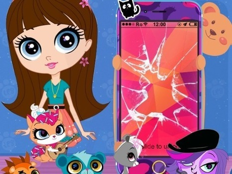 Littlest Pet Shop Phone Decor Game - Chip Games | ChipGames.net - Free Online Games | Scoop.it