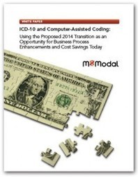ICD-10 Transition & Computer Assisted Coding : White Paper   MModal.com   Computer Assisted Coding Pros and Cons   Scoop.it
