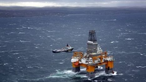 Drilling on Loyal field west of Shetland starts - BBC News | Business Scotland | Scoop.it