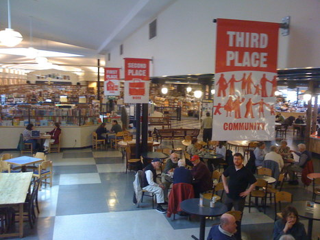 Can Retail Space be an Extension of the Public Realm? A Look at Seattle's Third Place Books - Project for Public Spaces | Suburban Land Trusts | Scoop.it