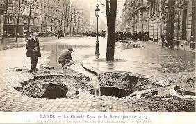 Retour Crue Majeure Paris | Grands Risques d'Entreprise | Scoop.it