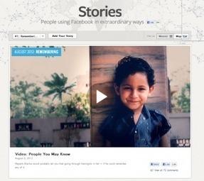 Facebook Stories, Colabora con Tu Historia | El  Secreto de los Negocios por Internet | El Secreto de los Negocios Por Internet | Scoop.it